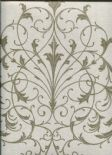 Regency SketchTwenty3 Wallpaper Filigree Gold PV00205 By Tim Wilman For Blendworth